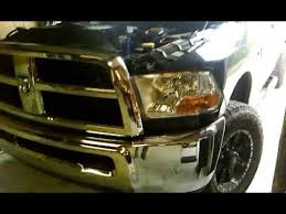 2011 dodge ram headlight replacement how to replace remove headlights on dodge ram 2009 2010 2011 2012