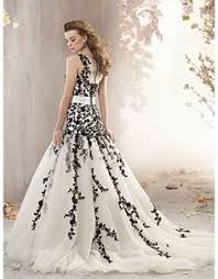 black and white wedding dresses black and white wedding dress wedding dresses