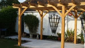English Garden Pergola by Oxford Oak Blog Green Oak Garden Furniture And Structures