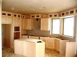 kitchen cabinet woods interior unfinished shaker cabinets gammaphibetaocu com
