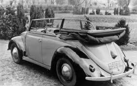 vw schwimmwagen found in forest og 1948 49 volkswagen vw beetle cabriolet from karmann first