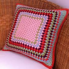 Crochet Home Decor Patterns Free 585 Best Crochet Pillows Images On Pinterest Crochet Pillow