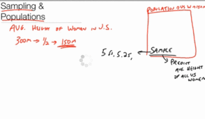 use random sampling to draw inferences about a population 7th