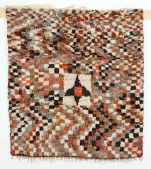 Berber Rugs For Sale Abstract Checkerboard Berber Rug For Sale At 1stdibs