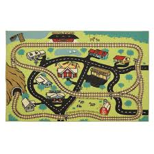 Kids Street Rug by Car Rugs For Toddlers Creative Rugs Decoration