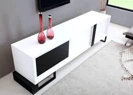 tv stand cool modern walnut tv stand for home space modrest
