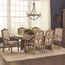 8 Chair Dining Table Set Formal Dining Table Ebay