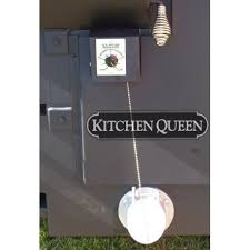 Kitchen Queen Wood Stove by Thermostat Control Kitchen Queen Stoves