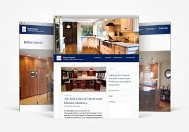 kitchen cabinet maker website wordpress creative web pro