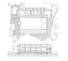 Community Center Floor Plans by Zimmern Community Center By Ecker Architekten Karmatrendz