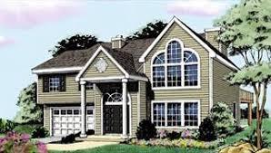 bi level home plans bi level house plans professional builder house plans