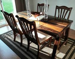 Sturdy Kitchen Table by Sturdy Table Legs Etsy