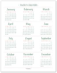 2017 us calendar printable 2018 dated yearly calendar printables are here