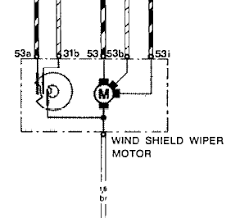 wiring wiper motor from scratch help rennlist porsche