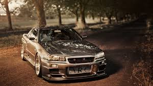 cars nissan skyline simplywallpapers com trees cars nissan vehicles nissan skyline