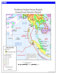 Earthquake Map Seattle by December 26 2004 Sumatra Indonesia Earthquake