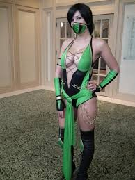 Halloween Costumes Mortal Kombat Jade Mortal Kombat Cosplay Cosplay Mortal Kombat