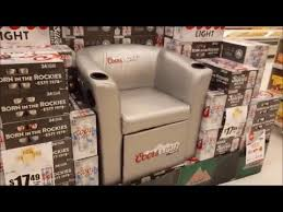 coors light refresherator manual awesome beer cooler lounge chair coors light youtube