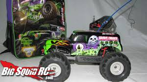 grave digger monster truck merchandise traxxas 1 16 grave digger review big squid rc rc car and truck