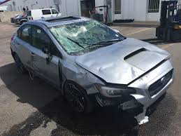 2016 subaru impreza wrx hatchback 2016 subaru impreza wrx sedan limited full part out automatic cvt