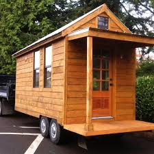 Tiny Home Builders Oregon A Legal Path For Tiny Homes In Portland Orange Splot Llc