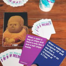 What Do Meme - what do you meme card game popsugar tech