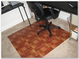 Hardwood Floor Chair Mat Hardwood Floor Mats For Chairs Carpet Vidalondon