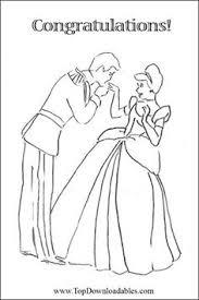 cinderella u0027s wedding coloring princess
