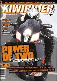 kiwirider october 09 by kiwi rider magazine issuu