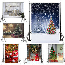 christmas photography backdrops background material ebay
