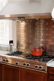 tiles backsplash photos stainless steel subway tile backsplash