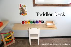 montessori toddler bedroom