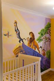 Lion King Decorations Lion King Mural Simba U0027s Inauguration Sacredart Murals