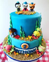 octonauts birthday cake octonauts birthday cake artzy custom cakes