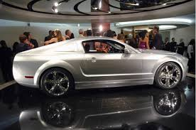 45th anniversary mustang iacocca 45th anniversary edition ford mustang unveiled