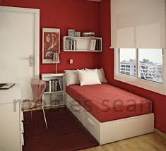 Modern Single Bedroom Designs Interior Small Space Furniture Ideas Small Room Ideas For Two