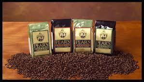 gourmet pears pear s gourmet specialty coffee pear s gourmet nuts coffee