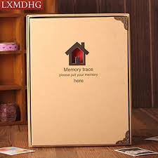 Handmade Photo Albums Generic Photo Our Story Vintage Christmas Gift Handmade Photo