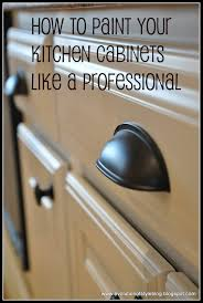 Kitchen Cabinet Surfaces How To Paint Your Kitchen Cabinets Like A Pro Evolution Of Style