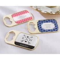 bottle opener favors bottle opener favors favors by type wedding