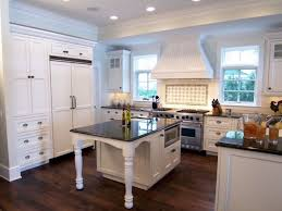 Backsplash For Kitchen With White Cabinet Kitchen Cabinet 75 Kitchens With White Cabinets And Dark Floors
