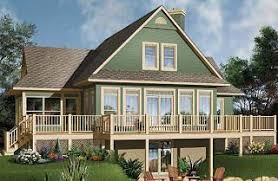 lakefront home plans lakefront home designs from amazing lake front home designs home