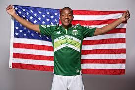 Timbers Flag Quick Hits Portland Timbers Midfielder Darlington Nagbe