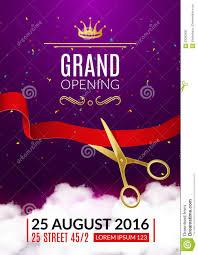 Inauguration Invitation Card Sample Grand Opening Invitation Card Grand Opening Event Invitation