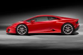 Lamborghini Huracan With Spoiler - rear drive lamborghini huracan lp 580 2 revealed in los angeles