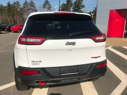 nissan jeep used 2016 jeep cherokee trailhawk in kentville used inventory