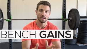 Tips To Increase Bench Press 3 Tips To Increase Your Bench Press Youtube