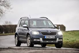 skoda skoda yeti u2013 is now the time to buy parkers