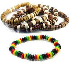 bead bracelet images Wooden bead bracelet ebay JPG