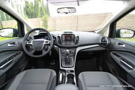 Ford Escape Dashboard - 2013 ford c max hybrid interior dashboard picture courtesy of